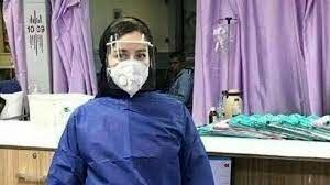 تصویر پرستار ایرانی قلب کل ایران را لرزاند + عکس