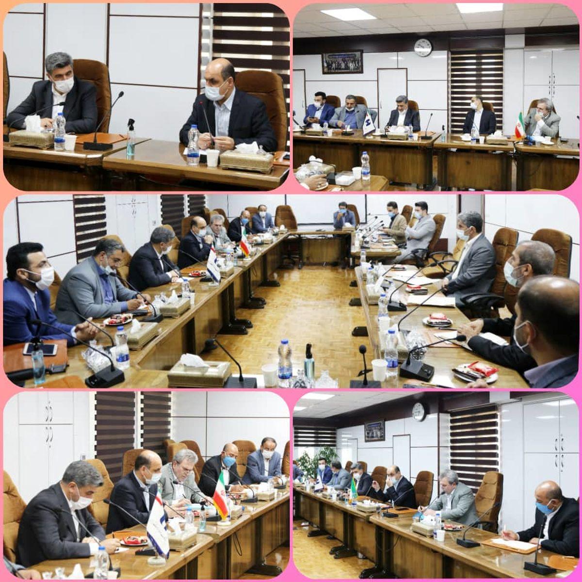 تأمین مالی طرحهای اقتصادی گلستان توسط بانک صادرات ایران