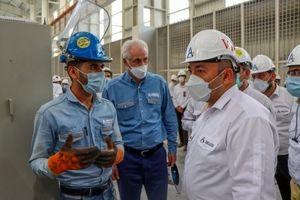 ارتقای صنعت آلومینیوم در منطقه ویژه اقتصادی لامرد از توجیه اقتصادی بالایی برخوردار است