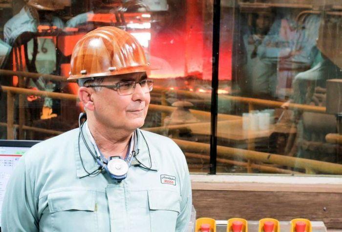 پیام مدیرعامل فولاد هرمزگان به مناسبت هفته دفاع مقدس