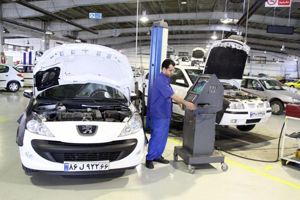 فرصت سه ماهه ابطال گارانتی خودروهای ایران خودرو به پنج ماه افزایش یافت