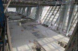 پیشرفت فیزیکی 80 درصدی پایانه جدید فرودگاه کیش