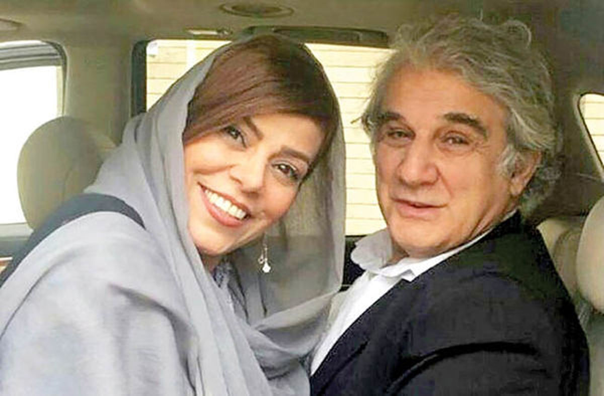 عکس خصوصی و جدید مهدی هاشمی و همسر دوم و جوانش + عکس لورفته