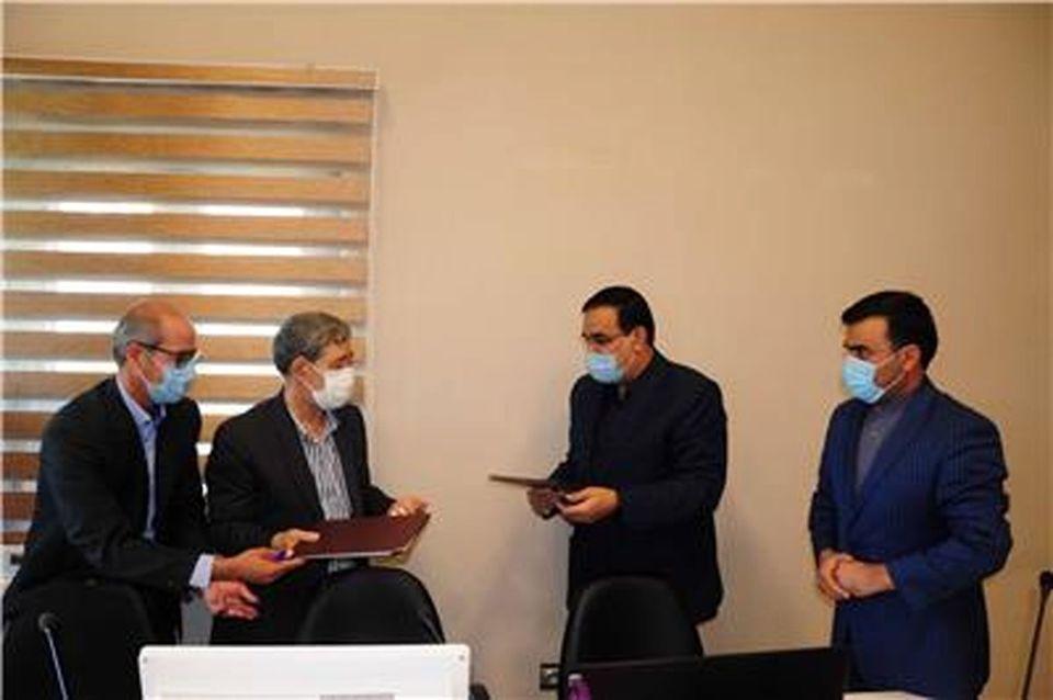 تفاهم نامه همکاری فی مابین مجتمع سنگ آهن سنگان و دانشگاه علوم پزشکی مشهد امضاء شد