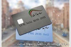 توضیحاتی درباره مبلغ کارت اعتباری سهام عدالت